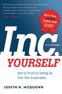 Inc. Yourself By McQuown, Judith